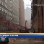 Man killed in NYC crane collapse was walking on sidewalk